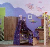 дизайн интерьер детская комната