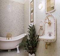 дизайн интерьер ванная комната