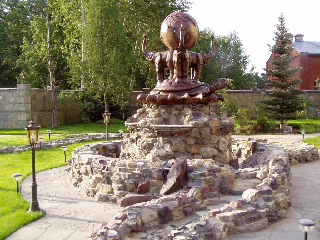 Водопады в ландшафтном дизайне