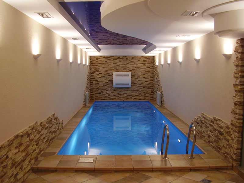 Проектирование и строительство под ключ, бассейнов любых форм и