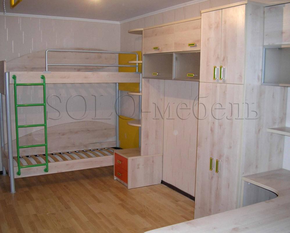 Купить мебель для детской комнаты в