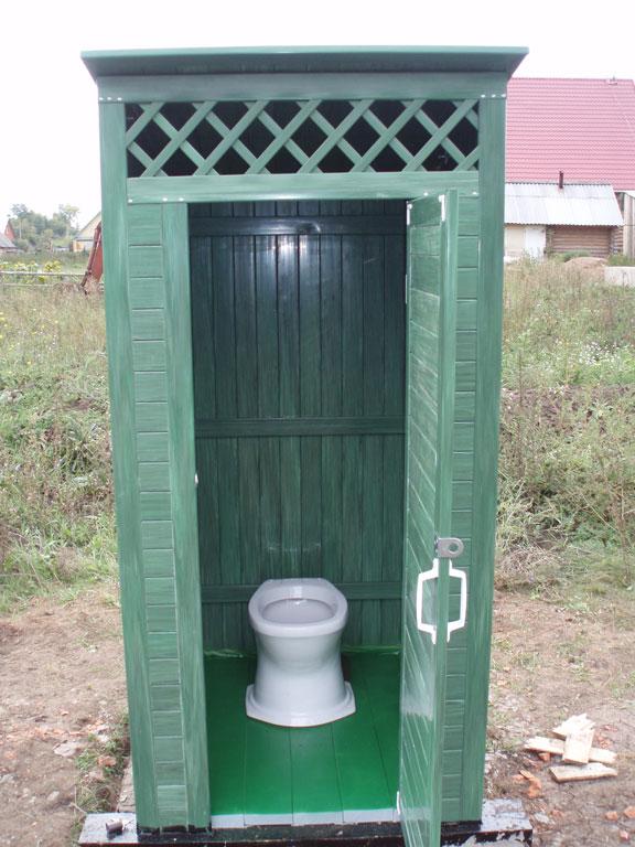 Дачный туалет с унитазом своими руками фото чертежи