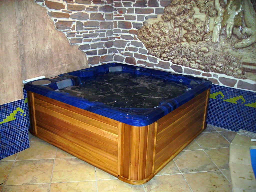 Как сделать спа бассейн 94
